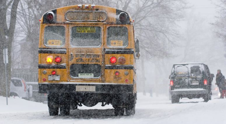 Inclement Weather & School Closings