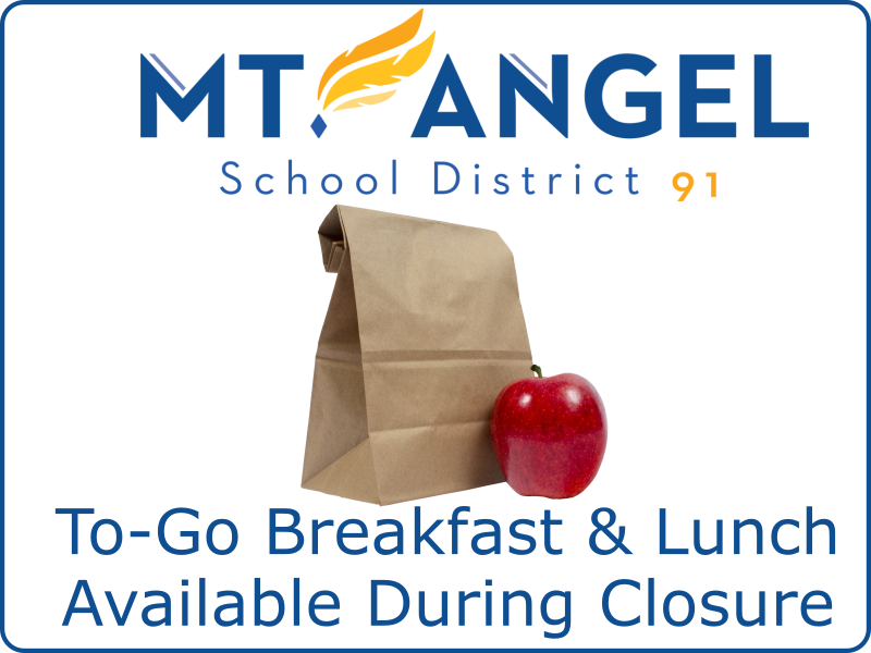 FREE To-Go meals are available during the closure! READ MORE...