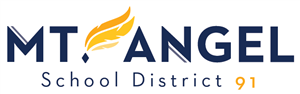 Mt. Angel School District Logo