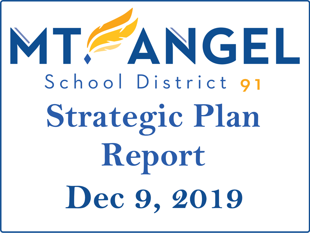New Strategic Plan Report Available